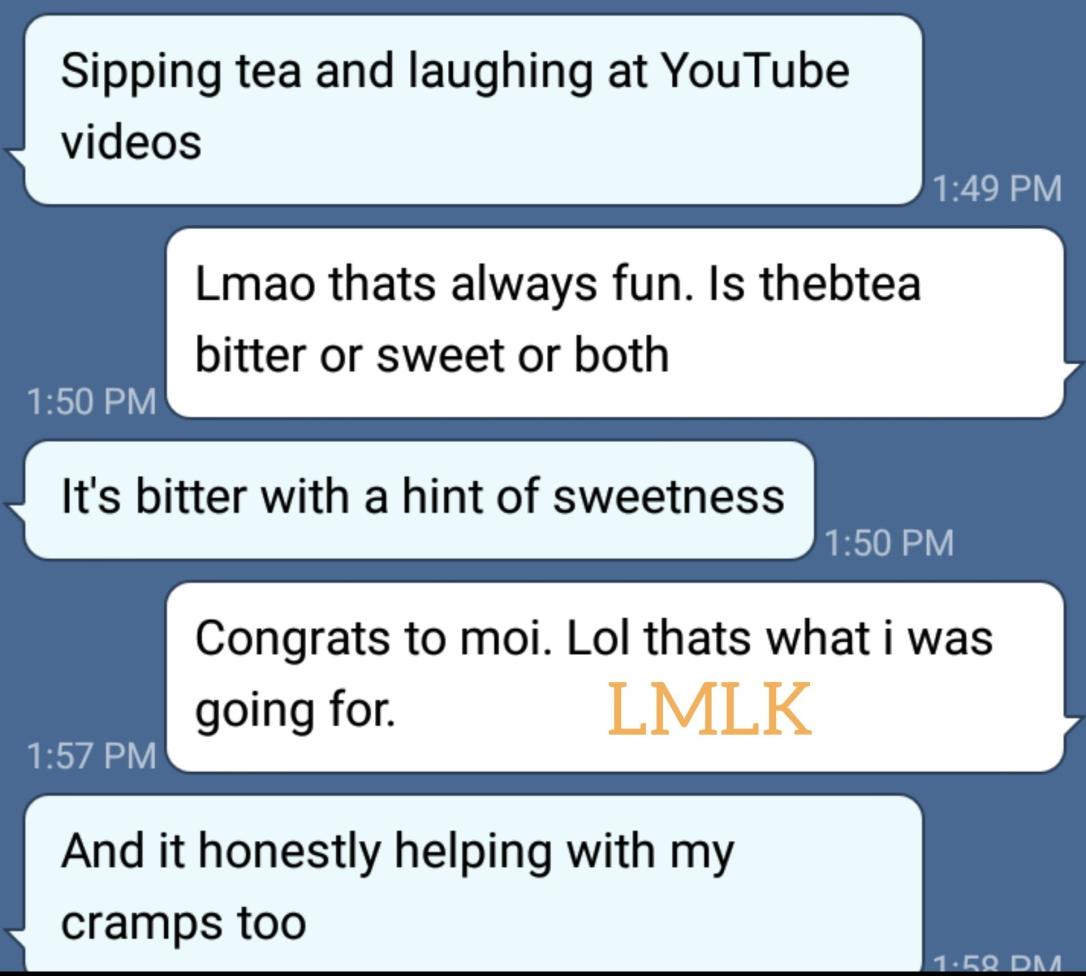 L.M.L.K TEA